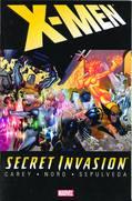 SECRET INVASION TP X-MEN