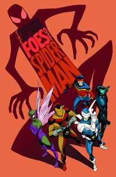 SUPERIOR FOES OF SPIDER-MAN #1 BLANK VAR NOW