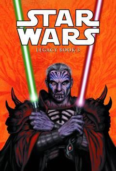 STAR WARS LEGACY HC VOL 03 ***SLIGHT SHELF WEAR – OOP***