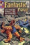 Fantastic Four # 43 (F/VF)