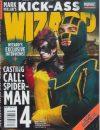 WIZARD MAGAZINE #223 KICK ASS MOVIE CVR