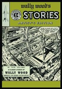 WALLY WOOD EC STORIES ARTIST ED HC 2ND PTG ***OOP***