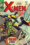 X-Men # 36, Sep 1967 (F+)