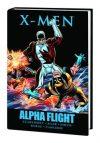 X-MEN ALPHA FLIGHT PREM HC ***OOP***