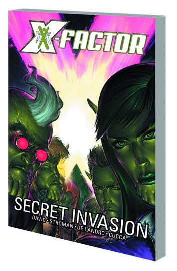 X-FACTOR TP VOL 06 SECRET INVASION