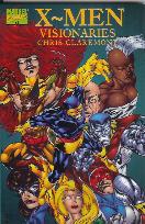 Visionaries – Chris Claremont