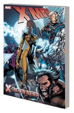 X-MEN X-TINCTION AGENDA TP NEW PTG