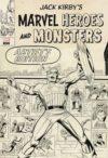 JACK KIRBY MARVEL HEROES & MONSTERS ARTIST ED HC ***OOP***