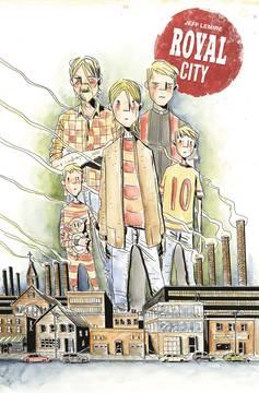 ROYAL CITY TP VOL 01 NEXT OF KIN