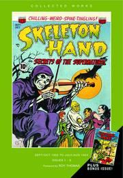 ACG COLL WORKS SKELETON HAND HC VOL 01